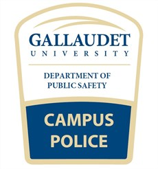 Gallaudet University DPS New Patch