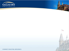Template downloads gallaudet university powerpoint template with image of chapel hall in the corner toneelgroepblik Gallery