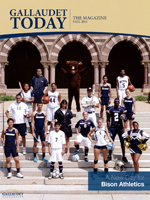 Gallaudet Today Magazine, Fall 2012