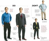 How to dress for an interview: Men