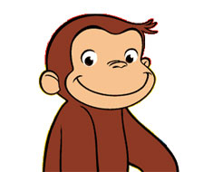 Image: Curious George