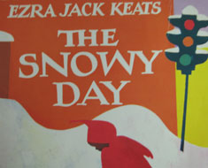 Image: Book cover: The Snowy Day