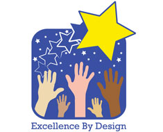 Image: Logo: Excellence By Design