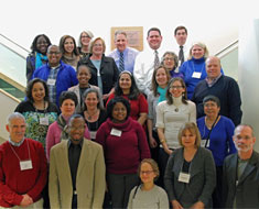 Image: Clerc Center National Priority Setting Meeting participants