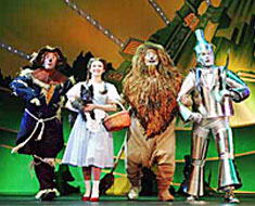 Image: Spring Musical: Wizard of Oz