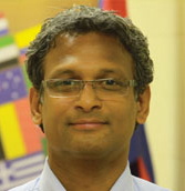 Tissa Peiris, ASL/CCC Instructor/Adviser