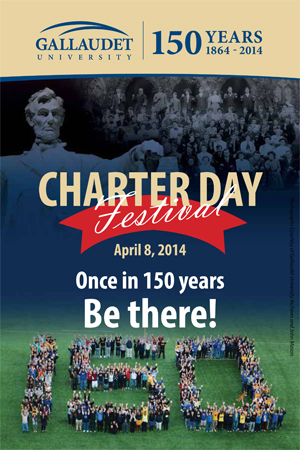 Charter Day 150th Year