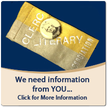 We need information from you about Clerc Literary Association, please click here.
