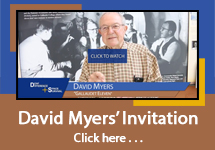 Click to watch David Myer's Invitation to go to the Grand Opening.