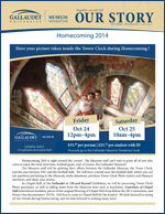 Sept - Oct 2014 Newsletter image.