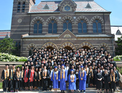 Gallaudet University Celebrates 145th Commencement