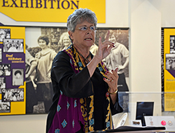 Exhibit Grand Opening: Making HERstory